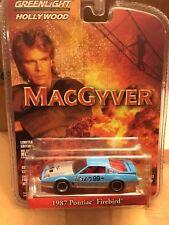 Greenlight Hollywood MaCgyver 1987 Pontiac Firebird