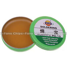 10G SOLDERING SOLDER PASTE FLUX CREAM GREASE WELDING PASTE BOX HIGH QUALITY