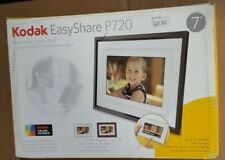"Kodak Easy Share P720 7"" Digital Frame New in Open Box"