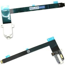"""For Apple iPad Pro 9.7"""" - Replacement Headphone Jack Port Flex Cable - White - O"""