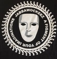 Jabbawockeez A Figment Of Your Imaginations Xxl T Shirt New Black Mask Jbwkz