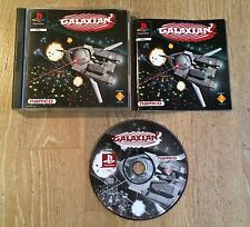 *Complete* PS1 RARE Game GALAXIAN 3 PAL European Version PlayStation 1
