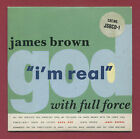 JAMES BROWN - I'm Real (1988 4 trk CD single in card sleeve)