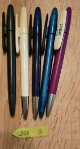 5 DS5 Prodir Kugelschreiber, Werbekugelschreiber aus Sammlung