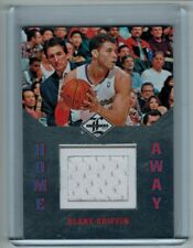 2012-13 PANINI LIMITED BLAKE GRIFFIN DUAL JERSEY HOME & AWAY 91/99 CLIPPERS