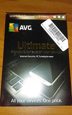 AVG Ultimate 2016 Unlimited Devices 2 years