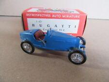 326F Rami JMK 6 Bugatti Course Type 35C 1928 Bleu 1:43