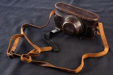 Leica IIIf 35mm Rangefinder Film Camera Replacement Case & Wrist Strap V13