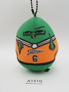 "Kuroko no Basuke A1510 Green Chick Banpresto 2016 Mascot Plush 4"" Toy Doll Japan"