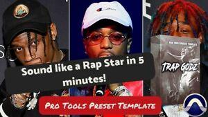 Atlanta Swag trap godz pro tools template