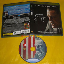J. EDGAR (Leonardo DiCaprio) di Oliver Stone - Blu Ray BluRay ••••• USATO
