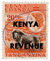 (I.B) KUT Revenue : Kenya Duty 20c