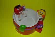 M & M Galerie Hot Tub Pool Ceramic Candy Dish New