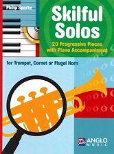 SKILFUL SOLOS TRUMPET Sparke Book & CD*