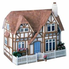 NEW! Greenleaf Glencroft Dollhouse Kit!
