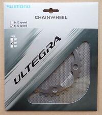 Shimano Kettenblatt für Kurbel Ultegra FC-6750, 10-fach, 34 Zähne, silber, NEU