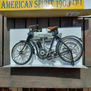 "Motorrad ""American Spirit 1903"", 1:10 , Top"