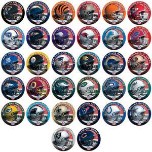 32pcs American Football Team Gold Coin 32 Team Commemorative Sport Coin Artwork
