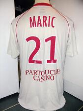 MAILLOT LILLE LOSC PORTÉ PAR MARKO MARIC
