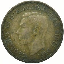 1950 HALF PENNY OF KING GEORGE VI BEAUTIFUL COLLECTIBLE   #WT31633