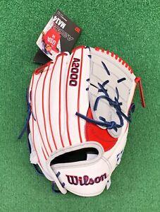"""2021 Wilson A2000 MA14 12.25"""" Monica Abbott USA Fastpitch Softball Glove"""