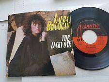 """Laura Branigan - The Lucky One / Breaking Fuori 1984 Disco Electro 7 """" Danza"""