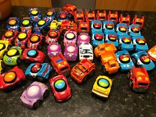 Lot 50 Fisher Price Lil Zoomers Cars Trucks Construction Police Racers Wheelies