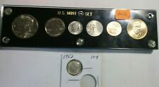7 Mixed Original US Mint Coins Very Nice Coin Collection Lot cc1892s397o