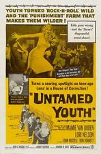 Untamed Youth Movie Poster