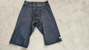 Men's 2XU black compression running shorts Medium