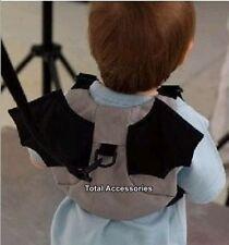 Bat Wings Anti-Lost Backpack Rucksack - Boy Girl Child Kid Toddler - Batwings