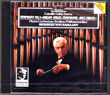 Herbert von KARAJAN Gold SAINT-SAENS Symphony No.3 Organ PIERRE COCHEREAU DG CD
