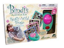 Crocodile Hunter Steve Irwin Daughter Bindi Electronic Really Wild Bingo
