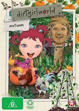 Dirtgirlworld - Autumn : Vol 3 (DVD, 2011) - Region 4