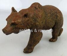 altes Elastolin Tier: Bär (linol082)