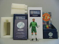 Corgi F03011 PETER  SCHMEICHEL - Manchester United Icons
