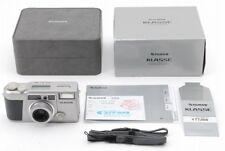 【TOP MINT in BOX】Fujifilm KLASSE Point & Shoot 35mm Film Camera From Japan #558