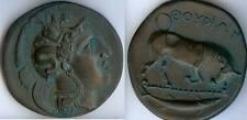 Médaille de table - Reproduction LUCANIE-Thurium-Distatère d=72,5mm n° 183/500