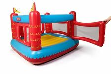 Fisher Price Childrens Bouncetastic Bouncy castle outdoor party kids fun BW93504