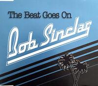 Bob Sinclar Maxi CD The Beat Goes On - Germany (M/EX+)