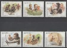 Angola postfris 1995 MNH 986-991 - Oorsponkelijke Bewoners