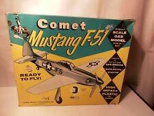 Comet Mustang F-51
