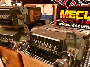 1969 Mustang (1970) Mach 1 Boss 429/302 Original Factory Work AM/FM Stereo Radio