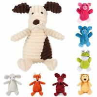 HOT 1PC Dog Toy Chew Toys Squeaky Toys Plush Toy Bite Resistant Cleaning Teeth