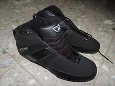 Mens Size 16  * REEBOK *  NFL Football Black Cleats Shoes NEW