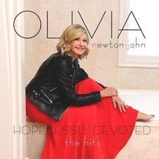 OLIVIA NEWTON-JOHN Hopelessly Devoted The Hits CD BRAND NEW Best Of
