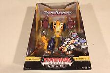 Hasbro Titanium Series Die-Cast Transformers Optimal Optimus