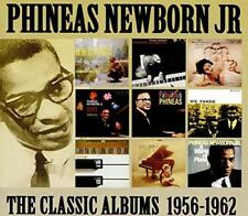 Phineas Newborn Jr - The Classic Albums 1956 - 1962 (NEW 5CD)