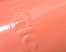 Coral Pink Metallic Powder Coating Paint - NEW 1LB
