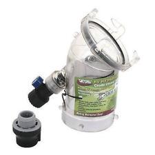 RV Holding Tank Flush Rinser Septic Waste Toilet Cleaner Valve Pipe Drain Hose